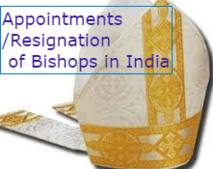 Bishop Appointment from India